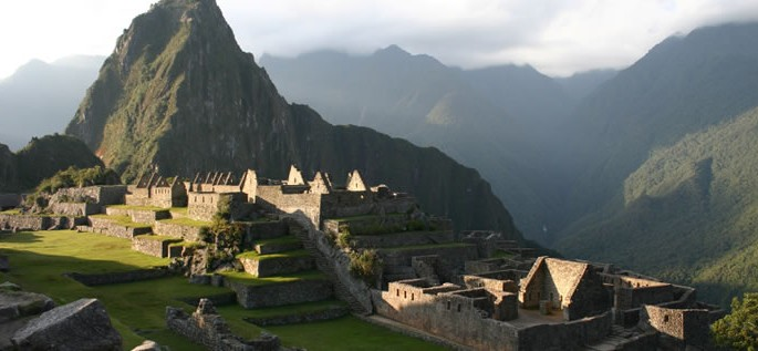 Aymara language, Machu Picchu