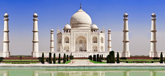 Bhojpuri language, Taj Mahal