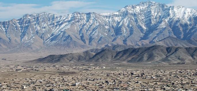 Dari language, Afghanistan landscape