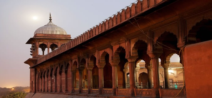 Jama masjid, Hindi language