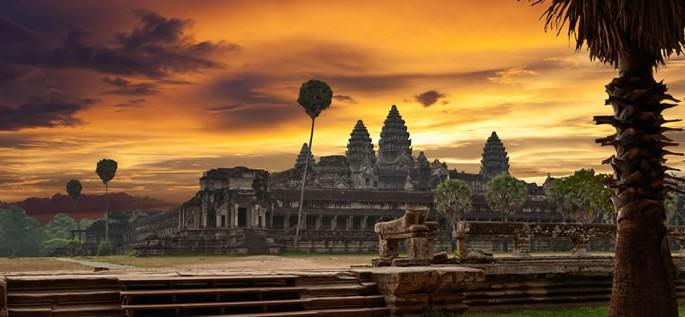 Khmer (Cambodian) language
