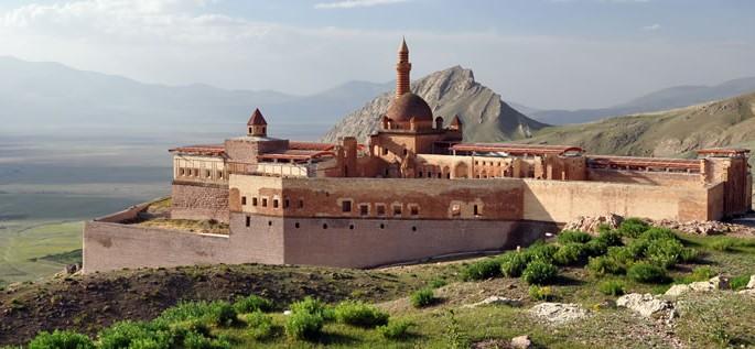 Kurdish, Ishak Pasha Palace