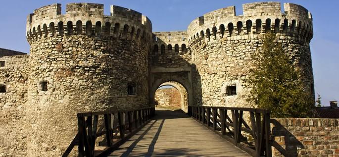 Serbian language, Belgrade Fortress