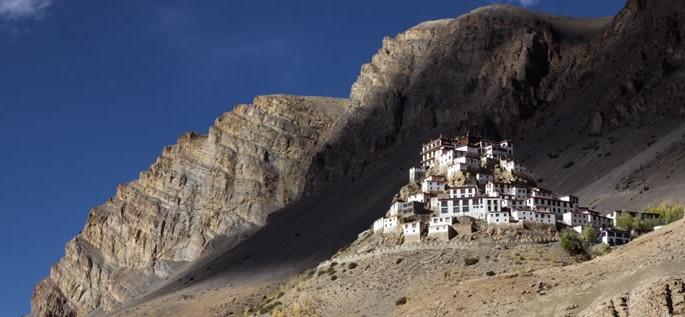 Tibetic languages, Key Monastery