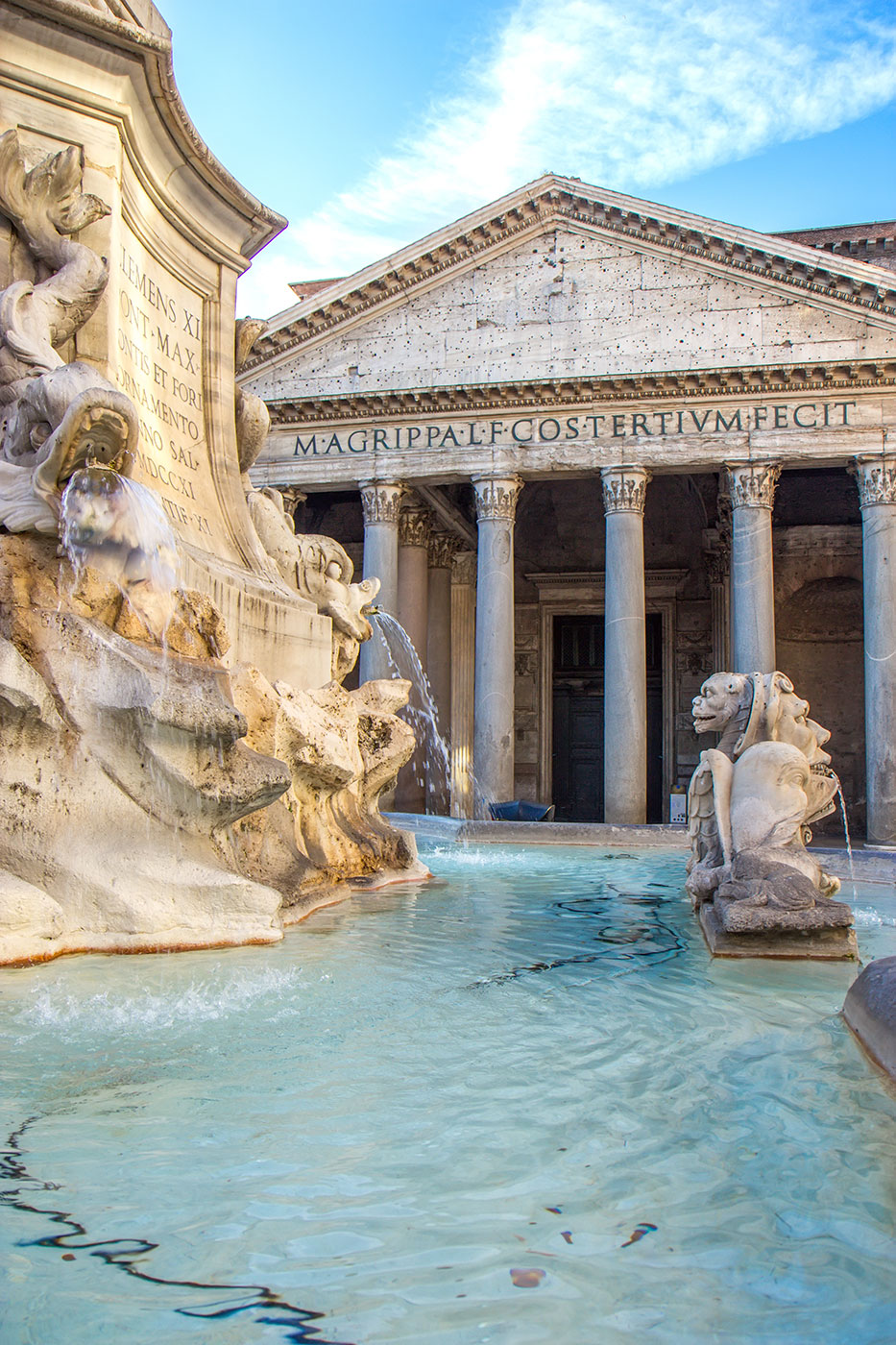 Free things to do in Rome, Pantheon