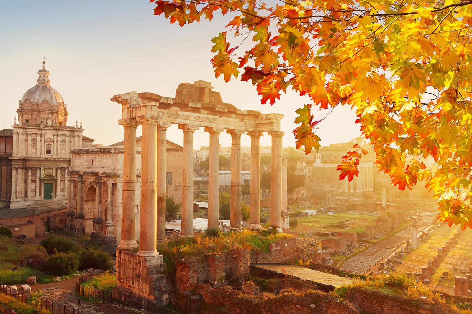 Visit Rome In Spring