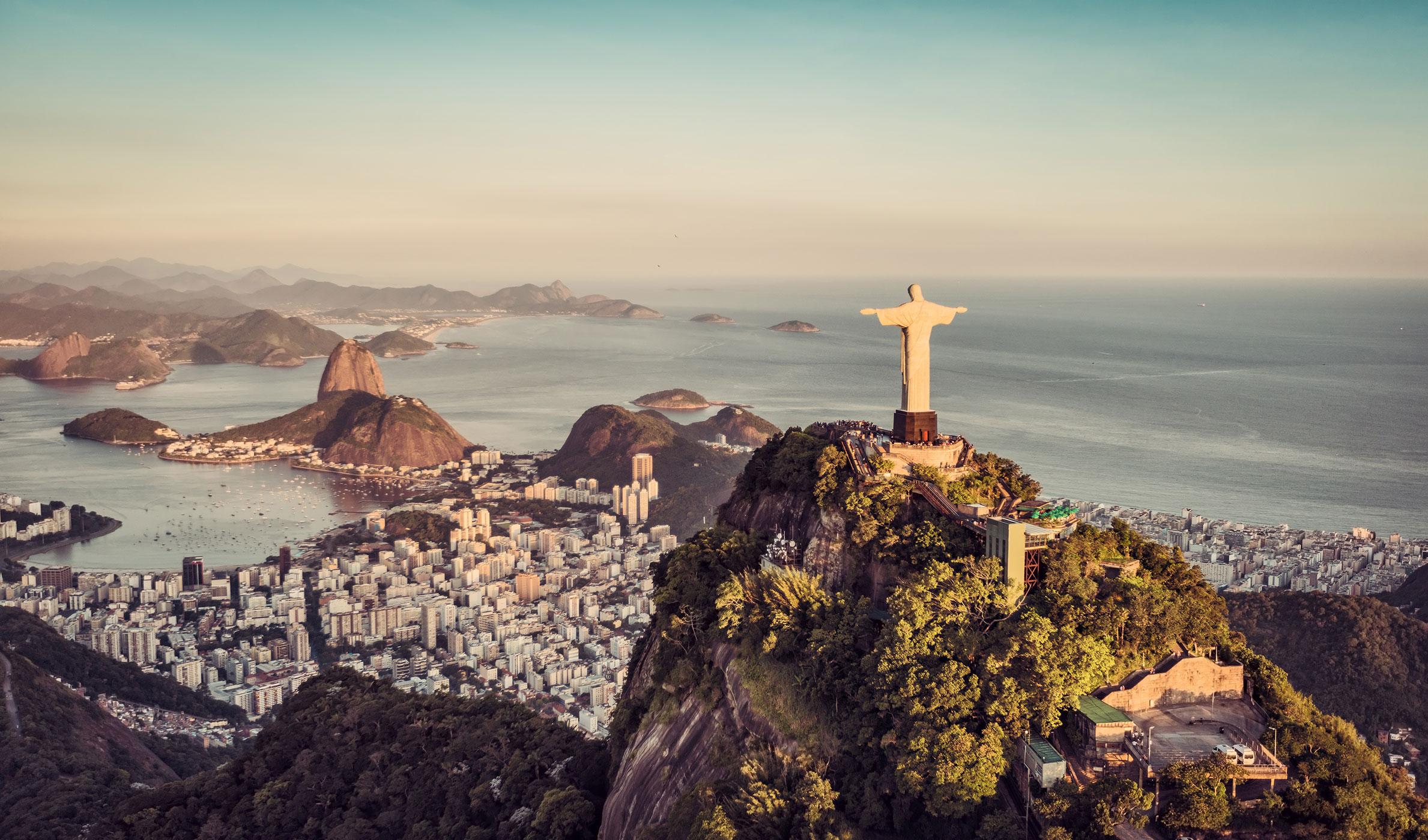 Travel to South America, Brazil, Rio de Janeiro