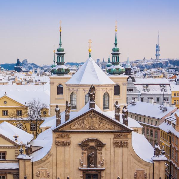 Winter in Prague, best time to visit Prague