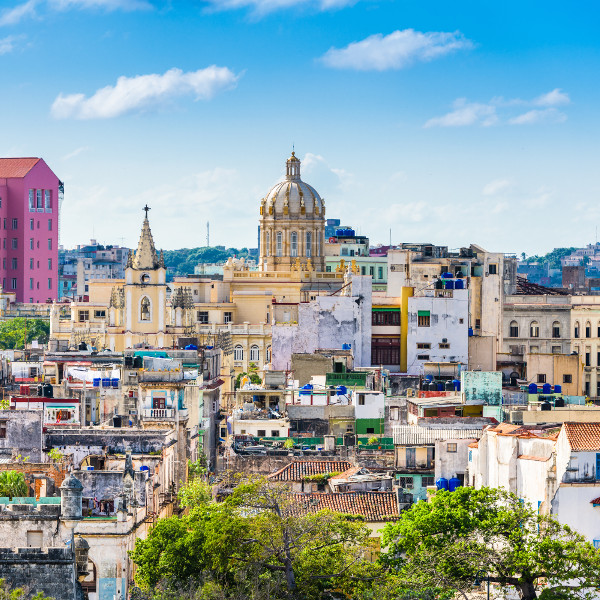 Best time to visit Cuba.
