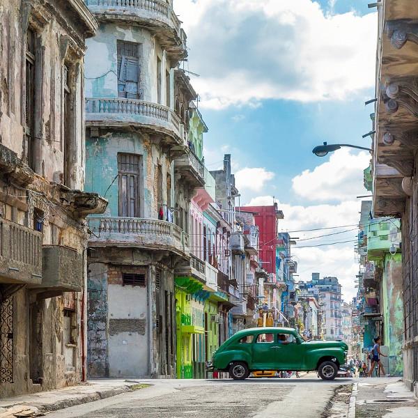 Travel to Havana, Cuba