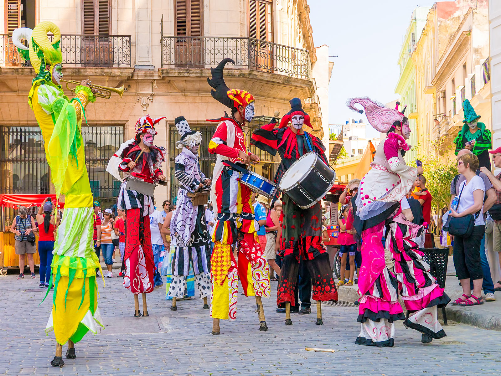 Best Time to Visit Havana - Festivals and Weather - MustGo