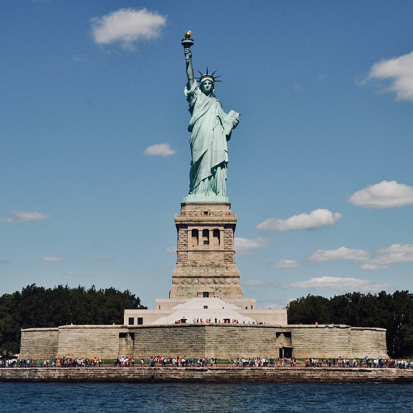Visit the United States of America.