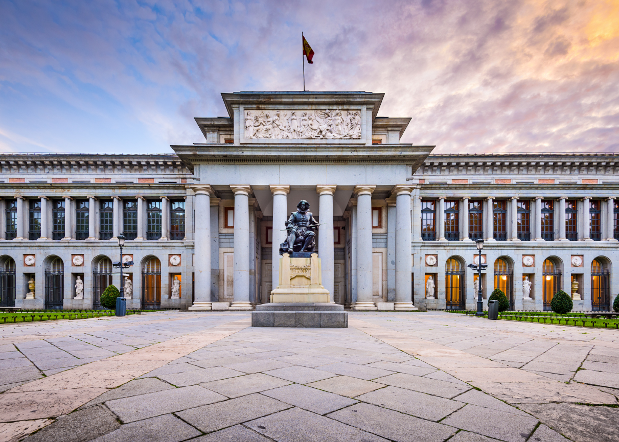 Prado National Museum in Madrid