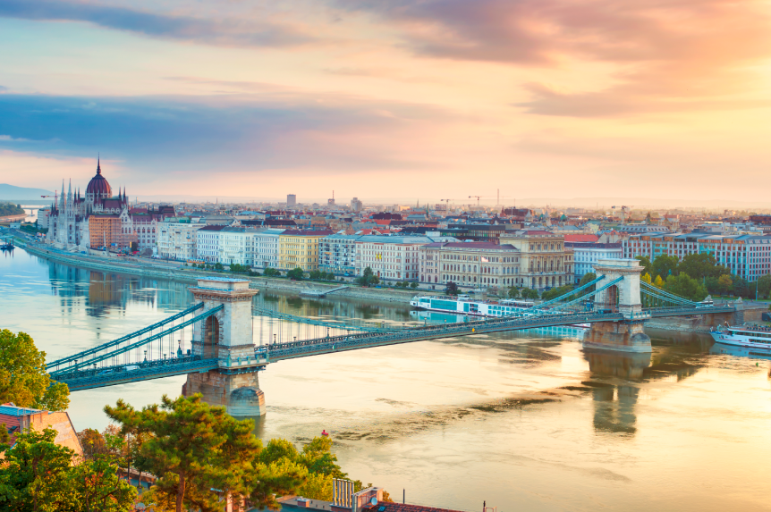Best photography locations in Budapest