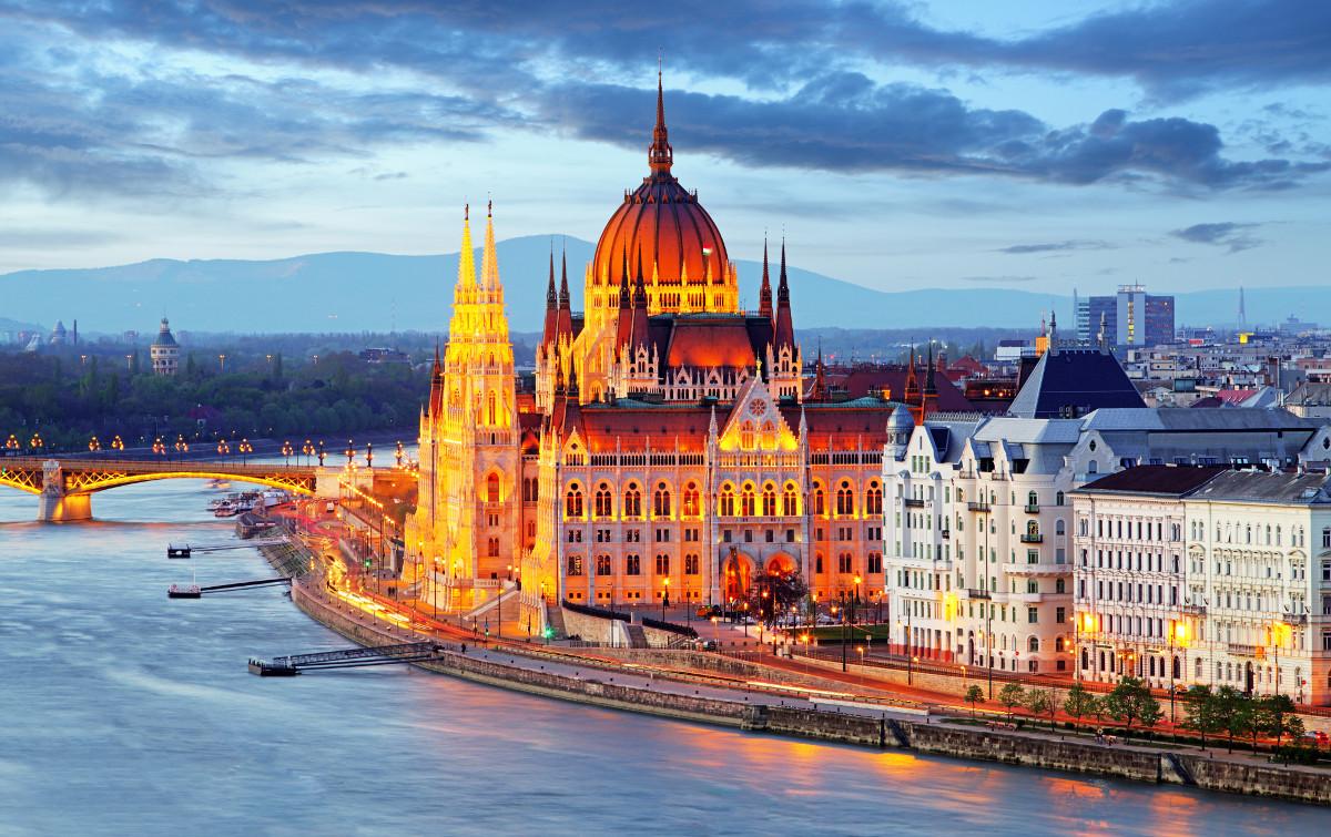 Trip to Budapest, Hungary