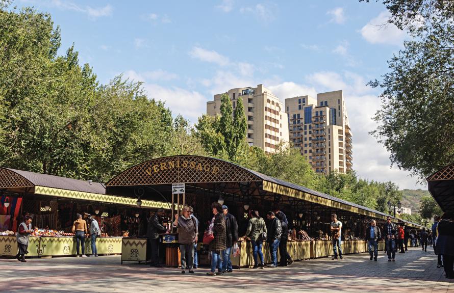Yerevan Vernissage
