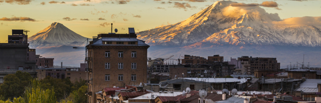 Travel to Yerevan, Armenia.